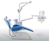 Dental unit MIDI Lux Dental Unit (MIDI), the upper feed for 5 instruments (Puster, pezoskaler, motor, diode lamp, pnevmovyhod) - $ 6690.14