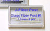 Fiberglass pin J-Esthe Post # 1 (JenDental), 0.039, JnD, pcs. - $ 0.46
