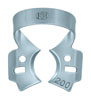 Clamp MP for the rubber dam (KSK), № 200, Clamp for lower molars with wings, wide edge - $ 2.53