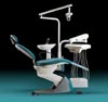 Dental unit Smile Mini 02 (Chirana Medical), bottom feed, patient chair SK1 - $ 6538.50