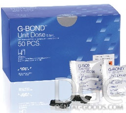 Bond G-Bond Unit Dose (GC), 50 ml of 0.1 SingleDose - $ 134.27