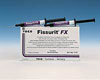 Fissurit FX (Voco), Fissurit FX, light-curing sealant with fluoride, 2.5 g Syringe - $ 6.00