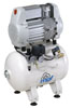 Dental oil-free compressor 30/7 S Prime (MGF Compressors), 2 installation, performance, 105 l / min at 5 bar, the receiver 30 l, 73 dB noise level, power 0.75 kW - $ 1135.46
