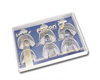 A set of metal trays for children DI.250.000 (Falcon), 6 pcs - $ 5.60
