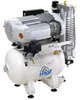 Dental oil-free compressor 30/15 SCE Prime with a desiccant (MGF Compressors), 3 installation, capacity 200 l / min at 5 bar, the receiver 30 l, 73 dB noise level, power 1.5 kW - $ 2490.69