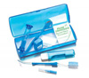 Set hygienic DH.2000.00 (Falcon), Orthodontic care kit blue - $ 12.45