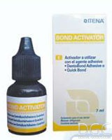 Dentobond asset Activator (Itena), Bond of cement curing, for use with or Dentobond Adhesive Quick Bond, 7ml - $ 7.97