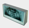 Negatoscope Dental X-Ray Illuminator Medium (Falcon), DQ.8005.01, for dental images, 190 x 330 mm - $ 90.31