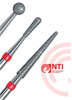 Diamond bur NTI (NTI-Kahla GmbH), pc. - $ 0.29