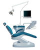 Dental unit Slovadent 800 Optimal New 06 (Slovadent), top feed, with the patient's chair SK-800 kit - $ 5831.57