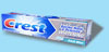 Toothpaste Crest Baking Soda & Peroxide Whitening with Tartar Protection, fresh mint (Crest), 232 g - $ 2.47