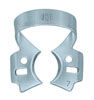 Clamp for the rubber dam (KSK), № 7, clamp for mandibular molars with flat cheeks - $ 2.53