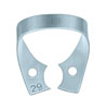 Clamp for the rubber dam (KSK), № 29, clamp the upper and lower premolars with broad cheeks - $ 2.53