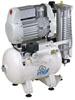 Dental oil-free compressor 30/7 SCE Prime with desiccant (MGF Compressors), 2 installation, performance, 105 l / min at 5 bar, the receiver 30 l, 73 dB noise level, power 0.75 kW - $ 2063.36