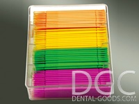 Micro-Applicator (Dochem Industries Co., Ltd.), Micro Applicators Disposable, regular size (2.0 mm), 100 pcs. - $ 1.45