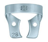Clamp for the rubber dam (KSK), № 28, clamp the upper and lower molars, very broad edge for a broader review - $ 2.53