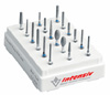 Set of burs Combi Prep Set: Indirect Restoration Ref № 134 (Intensiv), set for treating cavities for all types of indirect adhesive composite restorations, 18 pcs. - $ 36.66