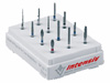 Set of burs Advanced Prep Set for Cerec Restorations Ref № 222A (Intensiv), set for the preparation of cavities and tooth decay by non-metal prosthesis, 12 pcs. - $ 25.16