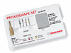 Set of files Proxoshape Set Ref № 100 (Intensiv), a set of files for the treatment of proximal surfaces (the system EVA), 4 pcs. + Gum DIAKLEEN - $ 47.44