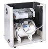 Compressor oil-free dental CS 30/15 S Prime with acoustic cabinet (MGF Compressors), 3 installation, capacity 200 l / min at 5 bar, the receiver 30 l, 62 dB noise level, power 1.5 kW - $ 2246.50
