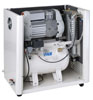 Compressor oil-free dental CS 30/7 SCE Prime with sound-absorbing desiccant cabinet (MGF Compressors), 2 installation, performance, 105 l / min at 5 bar, the receiver 30 l, 61 dB noise level, power 0.75 kW - $ 3156.09