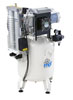 Dental oil-free compressor 50/15 SCE Prime with a desiccant (MGF Compressors), 3 installation, capacity 200 l / min at 5 bar, 50 l receiver, noise 73 dB, 1.5 kW - $ 2539.52