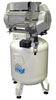 Dental oil-free compressor 50/25 S Prime (MGF Compressors), 4 plant capacity 250 l / min at 5 bar, 50 l receiver, noise 74dB 2 kW - $ 2197.66