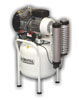 Compressor oil-free dental Extreme 2V 50 L 2,00 CV without dehumidifier (Nardi Compressori), the performance of 155 l / min at 5 bar, the unit 50L, 73 dB noise level, power 1.50 kW - $ 1139.62