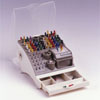 Endobox (Medic-NRG), Endodontic Organizer, with cover, 84 instruments - $ 57.83